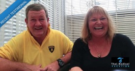 Neil and Maryke Talk about Their Recent Dental Holiday