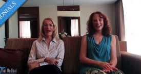 Marilyn and Diana from San Diego Testimonial
