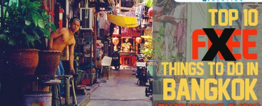 72 Hours in Bangkok – Best Kept Travel Secrets Revealed
