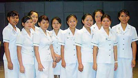 bangkok-hospital-pattaya-nurses-staff