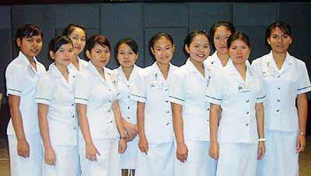 bangkok-hospital-pattaya-nurses-staff