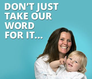 dont take our word for it video testimonials
