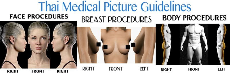 Thai Medical Picture Guideline